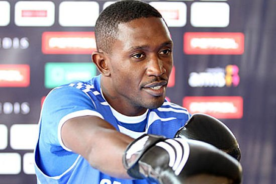 This fight will be the highlight of my boxing career – Uushona