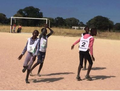 Girls and goals galore in Ohangwena