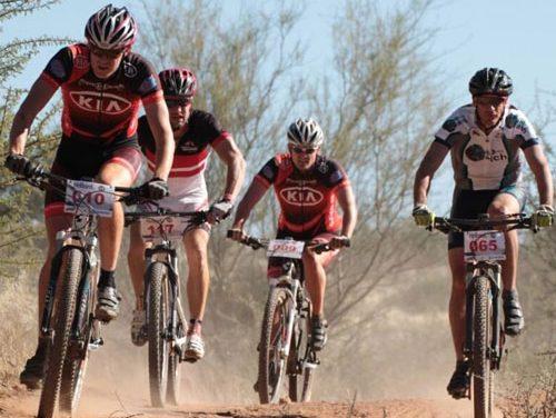 Africa Safari Lodge next stop for gravel and dirt series