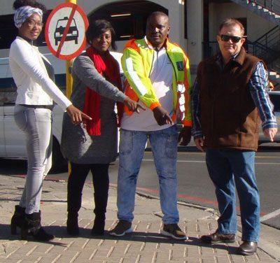 'Kerbing' unsafe road behaviour