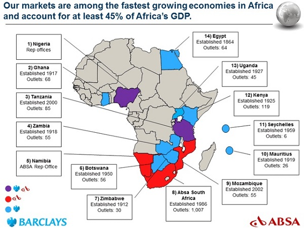 Barclays' African dreams shattered on need to improve capital adequacy