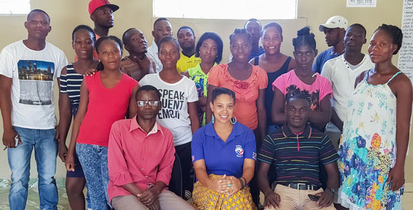 Former US high school dropout joins Peace Corps, now helps local dropouts