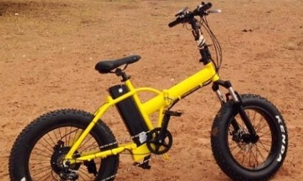 Test ride the Fatbike and stand a chance to become its owner