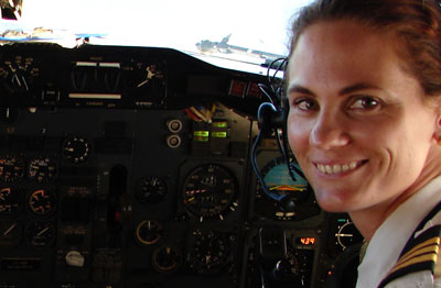 First female long haul Captain earns her Airbus wings
