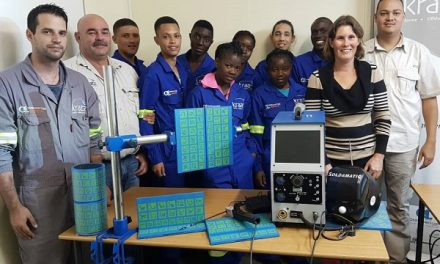 More apprentices join vocational training at Kraatz Welding School