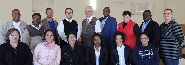 Mariental community grabs Free Legal advice opportunity