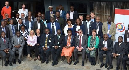 African geologist network begins in Windhoek after mineral assessment training