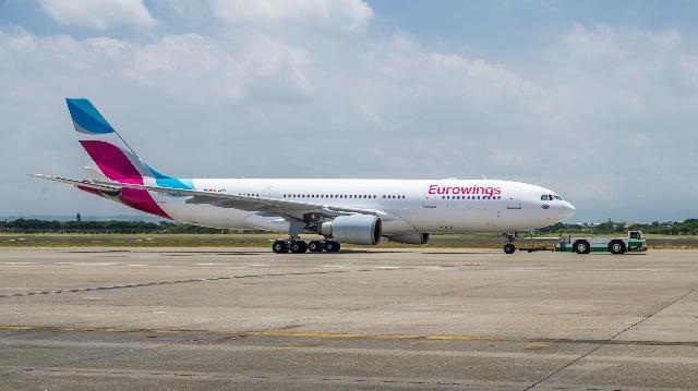 Eurowings to land at Hosea Kutako Airport soon