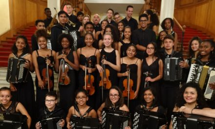 Reunion youth orchestra to 'kick it' at Franco Namibian Cultural Centre