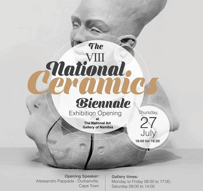 8th Ceramic Exhibition to take place at the National Art Gallery