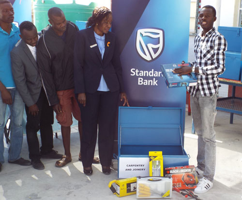 KAYEC graduates get toolkits to start own business ventures