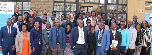 Ministry talks shop on Education for Sustainable Development