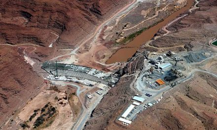 Namwater Dam Bulletin on Monday 18 October 2021