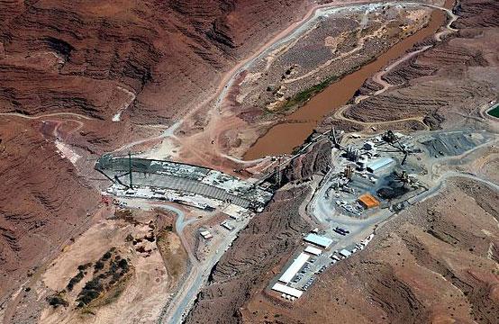Namwater Dam Bulletin on Monday 26 April 2021