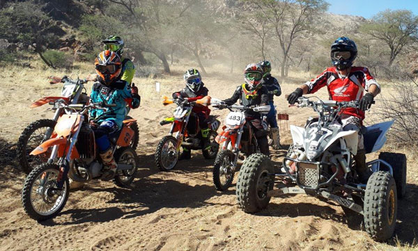 Championship leaders score victories in round five of the Enduro