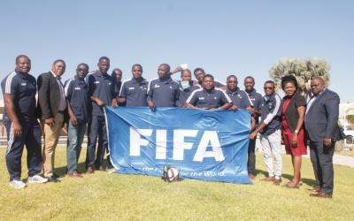 Eenhana hosts NFA Admin Instructors course