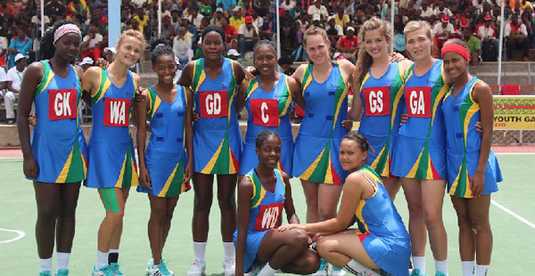 Netball Association gets N$1.8 million financial boost