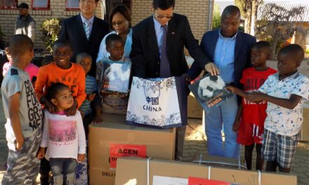 SOS Children's Village gets boost from Chinese Association