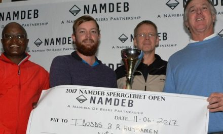 De Beers Group tournament qualifier for top regional competitions