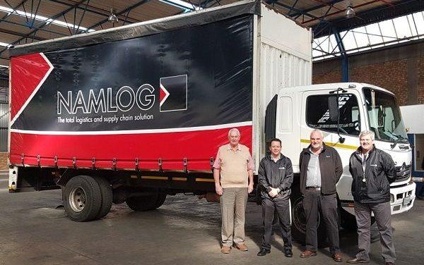 Namlog truck clocks more than two million kilometres