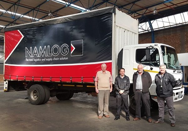 Namlog truck clocks more than two million kilometres