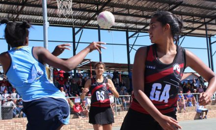 School Netball Super League final produces fireworks