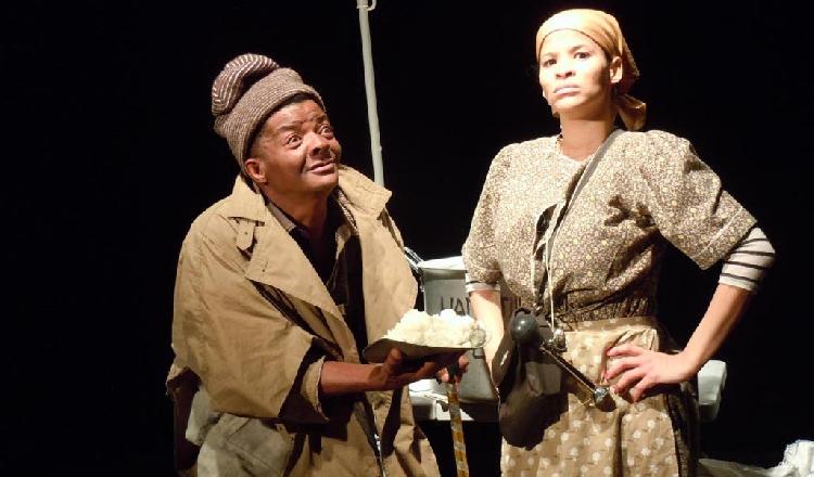Support local actors, go watch, 'The Porridge Queen' play