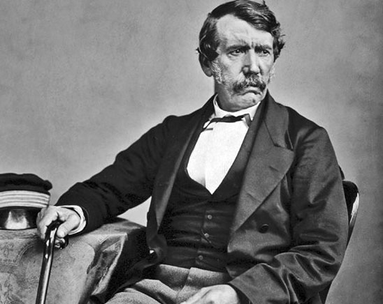 Local Journo zooms in on David Livingstone's life in the Zambezi Region