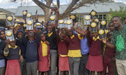 Edu-light project 'lightens up' informal communities