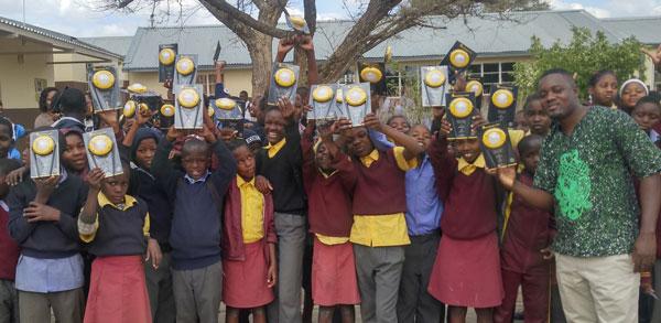 Edu-light project 'lightens up' informal communities