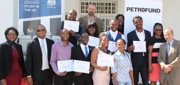 Scholars with leadership potential set for Chevening Scholarship Programme
