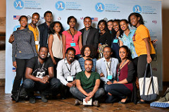 Young African leaders convene in Washington to collaborate on leadership and skill building