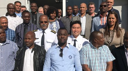 Singapore aids Namibia in the aviation sector