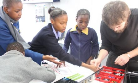FABlab helps youth build robotics and learn about tech-innovation