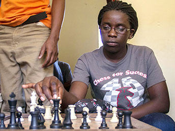 Maiden Chess tourney to improve women's strategic skills