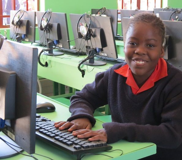 High-tech ICT lab for Donatus Primary from owners of Otjikoto Gold Mine