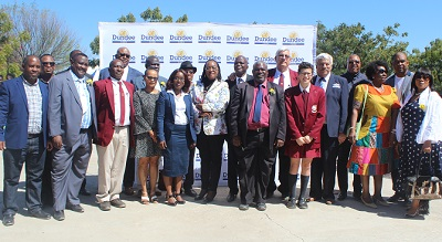 Tsumeb smelter and mining institute collaborate on technical training
