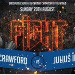 Indingo-Crawford to slug it out live on NBC