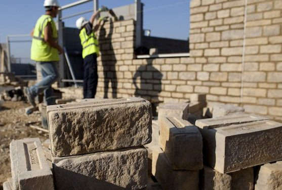 Construction industry continues on sluggish path