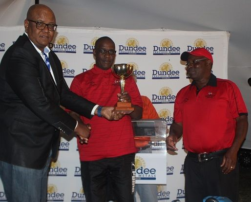 Smelter golf day defending champions take the gold again