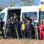 Workhorse Ducato bus takes 52 children to school and back every day