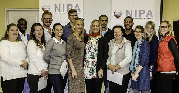 6000 potential clients for every single Namibian accountant