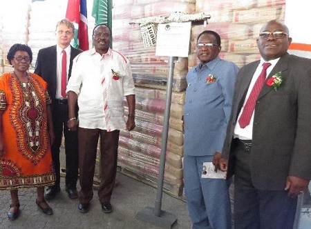 Ondangwa cement depot first Public Private Partnership to materialise in the North