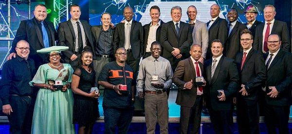Best performing O&L employees awarded for their contributions to the group's values and business