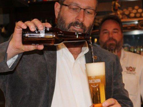 Camelthorn Beer gets a facelift