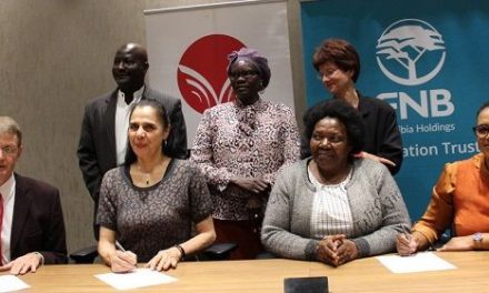 Building and financing partners agree to support Shack Dwellers Federation for two more years