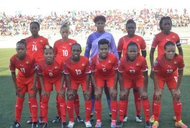 Namibia pitted against SA, Lesotho and Botswana in the Women's Cosafa championship