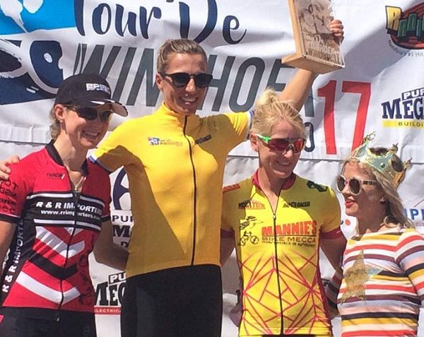 South African men dominated Tour de Windhoek while Namibian ladies held their own