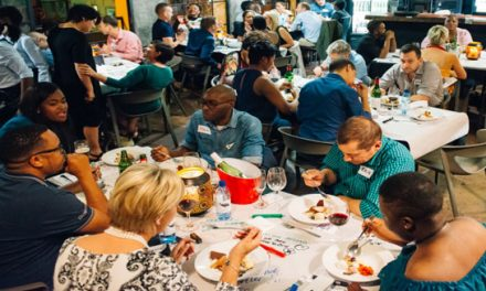 Conversation Cafe connects diverse crowd