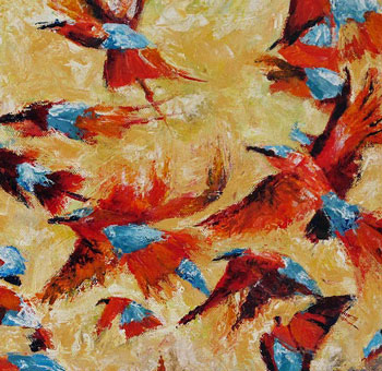 'Free to Fly' exhibition and auction to take place at FNCC